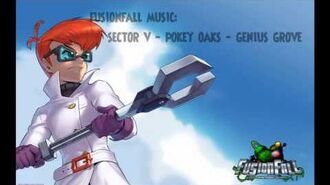 Fusionfall Music - Sector V