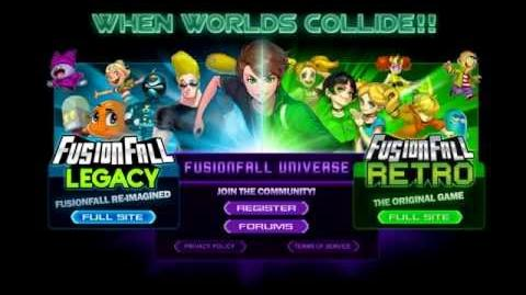 Introducing FusionFall Universe