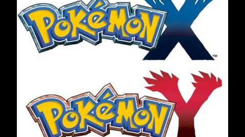 Pokémon X And Y- Antagonist Team Leader Battle