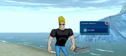 Johnny Bravo At Orchid Bay