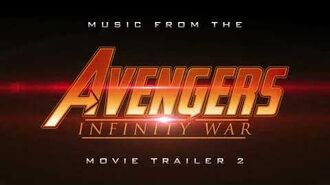 Avengers Infinity War Trailer Music 2