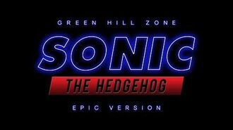 Sonic The Hedgehog - Green Hill Zone Theme Epic Version