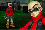 FusionFall Numbuh One