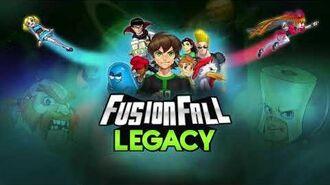 FusionFall Legacy Fan Music - Monster Island