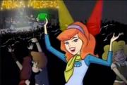 Daphne Goes To The Arka Medeze Concert
