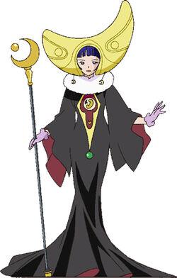 Queen Moon Malia