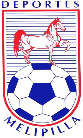 Resultado de imagen para escudo de deportes melipilla