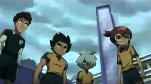 Inazuma Eleven 4 Trailer for Nintendo 3DS at Nintendo World 2011