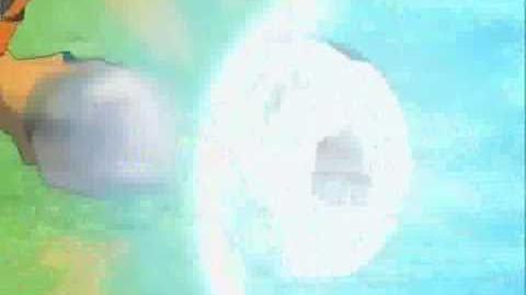 Inazuma eleven - puño explosivo