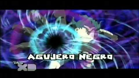 INAZUMA ELEVENs AGUJERO NEGRO