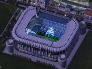 Estadio santiago bernabeu 8