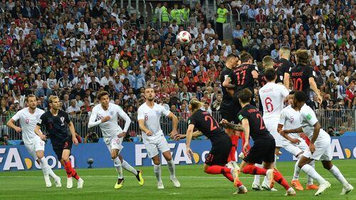 Inglaterra - Croacia