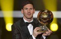 Messi cuarto balon de oro