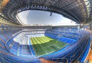 Estadio santiago bernabeu 4