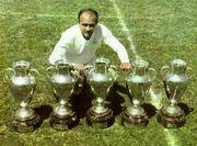 Alfredo Di stéfano 5 Copas