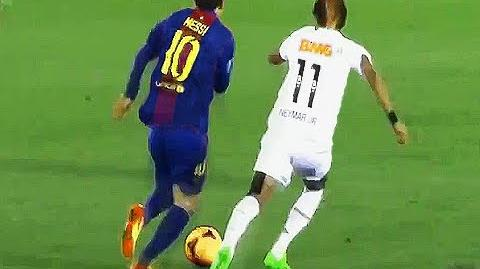 Messi vs Neymar 720p HD