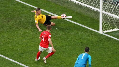 Bélgica - Inglaterra 2