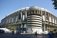 Estadio santiago bernabeu 7