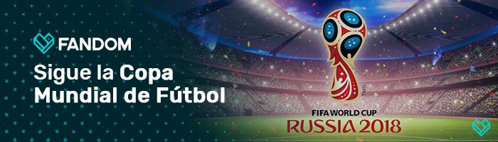 2018 World Cup Header