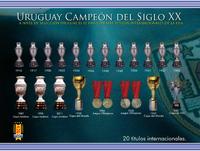 Uruguay Campeón del Siglo XX
