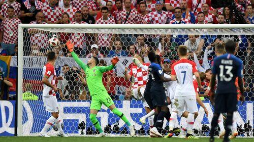 Francia - Croacia