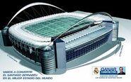 Estadio santiago bernabeu 9