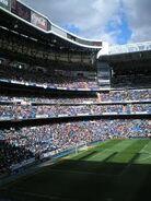 Estadio Santiago Bernabeu 12