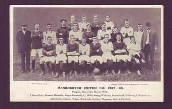 Манчестер юнайтед сезон 1921 1922