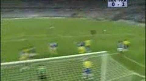 World Cup 1998 Final - France 3 Brazil