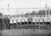 Австрия 1912
