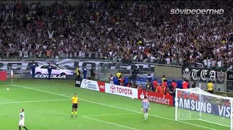 Atlético MG 2 x Olímpia PAR) HD Libertadores 2013 24 07 2013