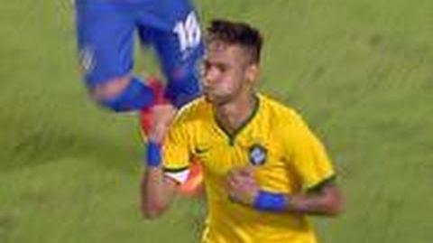 Brasil 1 x Colombia, melhores momentos - Amistosos Internacionais 2014