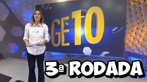 GE 10 Confira os Lances Mais Marcantes da 3ª Rodada do Brasileirão 2015 HD