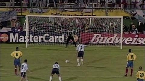 Martin Palermo Misses 3 Penalties in 1 Game! - Copa America 1999