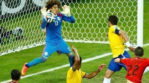 Brasil x México - Melhores Momentos - Copa do Mundo 2014
