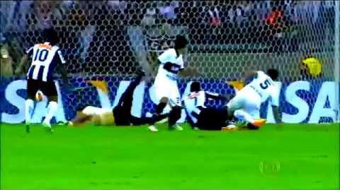 Atlético MG 2 x Olimpia Melhores Momentos Final Taça Libertadores 2013