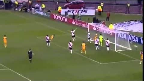 River Plate 3 x Tigres Melhores Momentos Copa Libertadores 2015