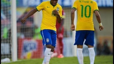 Brasil 4 X Panama - melhores momentos - Amistoso Internacional HD 2014