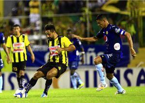 Liga nacional 2014 15 real espana motagua 1