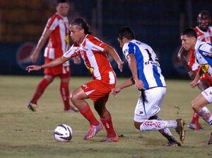 Liga nacional 2013 14 victoria vida 2