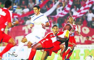 Liga nacional 2012 13 atletico choloma olimpia 3