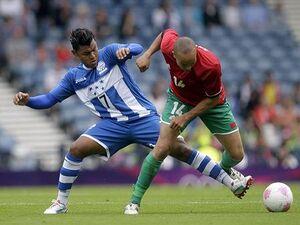 Juegos olimpicos 2012 honduras marruecos 1