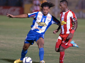 Liga nacional 2013 14 victoria vida 1