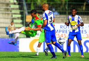 Liga nacional 2013 14 marathon victoria 2