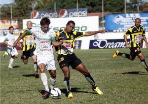 Liga nacional 2013 14 platense real espana 2
