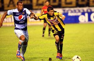 Liga nacional 2012 13 real espana motagua 2