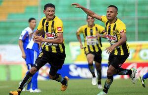 Liga nacional 2013 14 real espana victoria 1