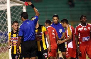 Liga nacional 2012 13 real espana atletico choloma 1