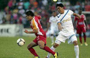 Liga nacional 2012 13 atletico choloma olimpia 2
