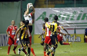 Liga nacional 2012 13 real espana atletico choloma 2